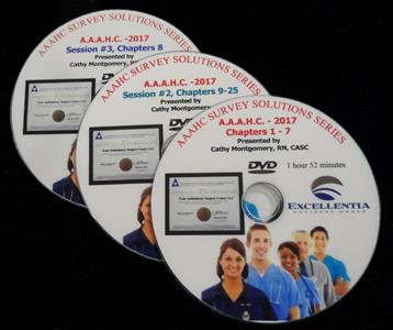 AAAHC Survey Solutions DVD