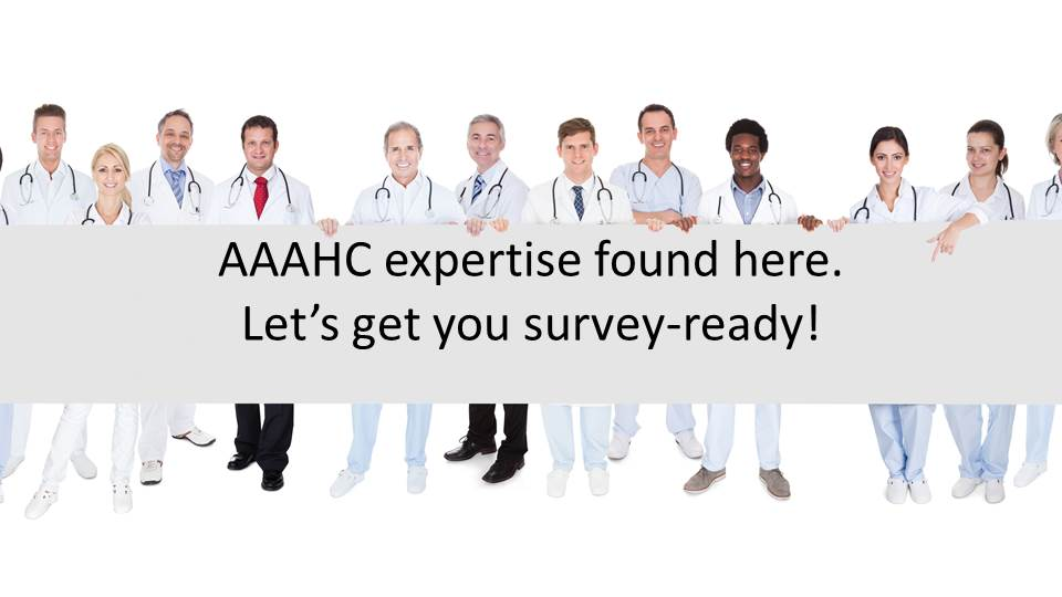 AAAHC Banner
