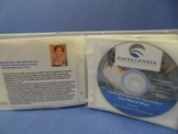 Event DVD case open to Brenda Helms
